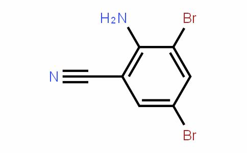 2-氨基-3,5-二溴苯腈