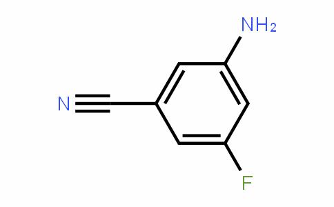 5-氨基-3-氟苯腈