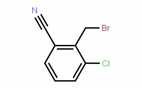 3-Chloro-2-(bromomethyl)benzonitrile