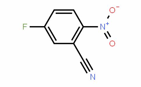 2-硝基-5-氟苯腈