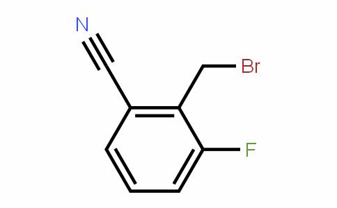 3-Fluoro-2-(bromomethyl)benzonitrile