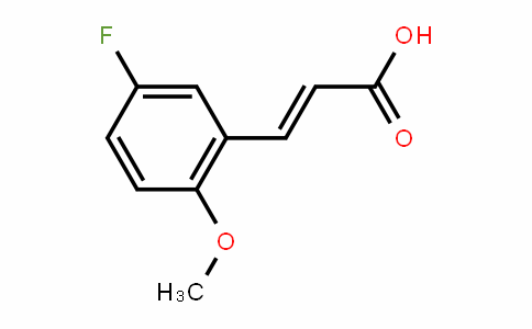 5-Fluoro-2-methoxycinnamic acid