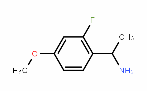 1-(2'-Fluoro-4'-methoxyphenyl)ethylamine