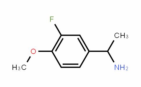 1-(3'-Fluoro-4'-methoxyphenyl)ethylamine