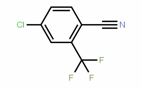 4-Chloro-2-(trifluoromethyl)benzonitrile