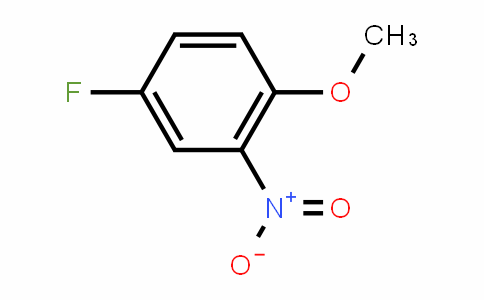 4-氟-2-硝基苯甲醚