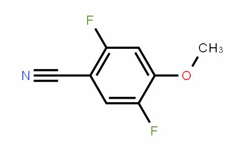2,5-Difluoro-4-methoxybenzonitrile