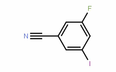 3-氟-5-碘苯甲腈