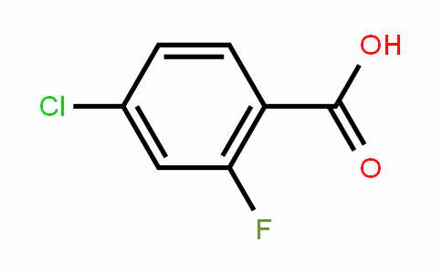 4-Chloro-2-fluorobenzoic acid