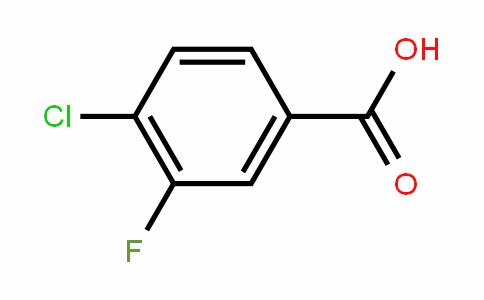 4-氯-3-氟苯甲酸