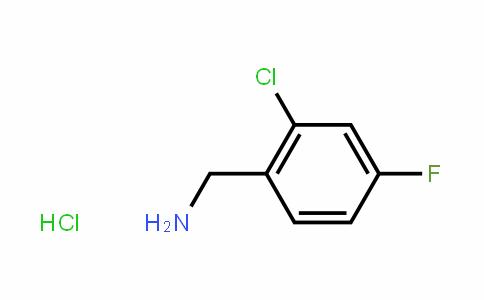 2-Chloro-4-fluorobenzylamine hydrochloride