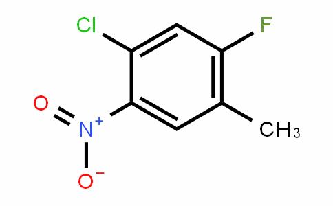 4-氯-2-氟-5-硝基甲苯
