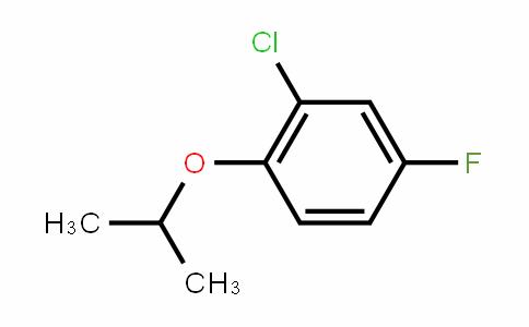 2-(2-Chloro-4-fluorophenoxy)propane