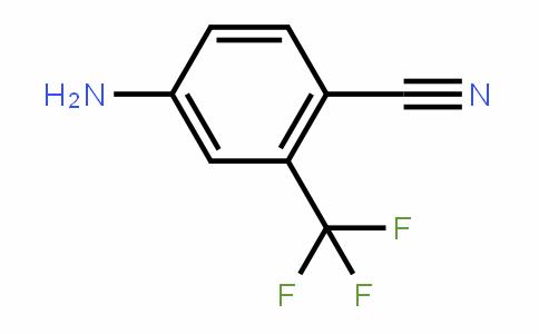4-Amino-2-trifluoromethylbenzonitrile