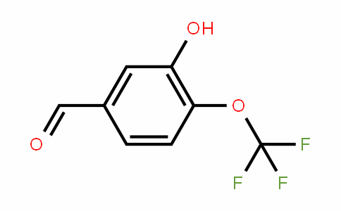 3-hydroxy-4-trifluoromethoxybenzaldehyde
