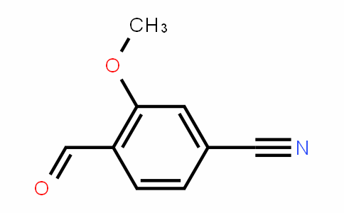 2-methoxy-4-cyanobenzaldehyde