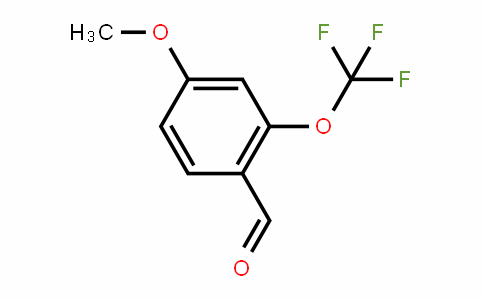 2-trifluoromethoxy-4-methoxybenzaldehyde