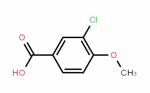 3-氯-4-甲氧基苯甲酸