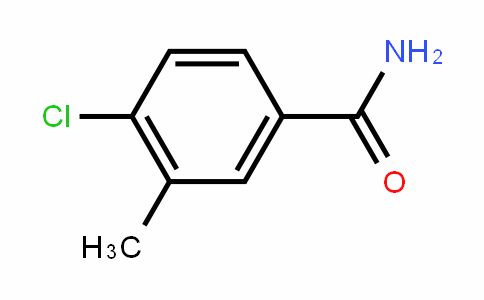 4-Chloro-3-methylbenzamide