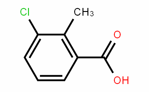 3-Chloro-2-methylbenzoic acid