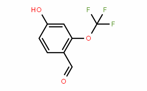 4-Hydroxy-2-(trifluoromethoxy)benzaldehyde