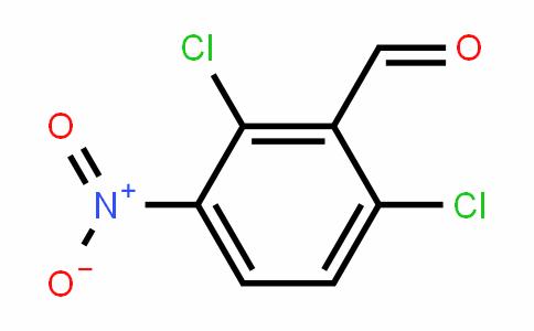 2,6-Dichloro-3-nitrobenzaldehyde