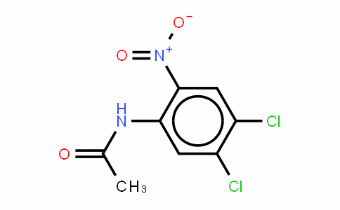 4,5-Dichloro-2-nitro-n-acetylaniline