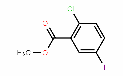 Methyl 2-chloro-5-iodobenzoate