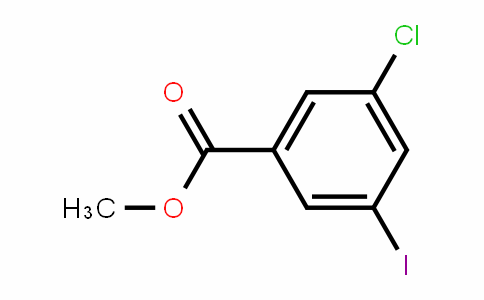 Methyl 3-chloro-5-iodobenzoate