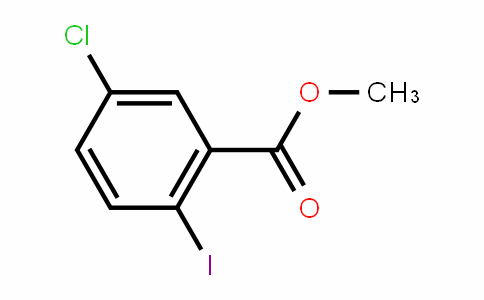 Methyl 5-chloro-2-iodobenzoate
