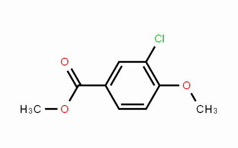 Methyl 3-chloro-4-methoxybenzoate