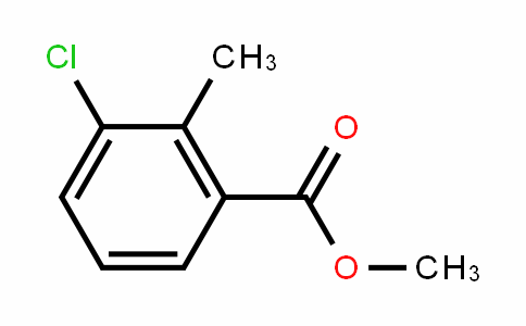 Methyl 3-chloro-2-methylbenzoate