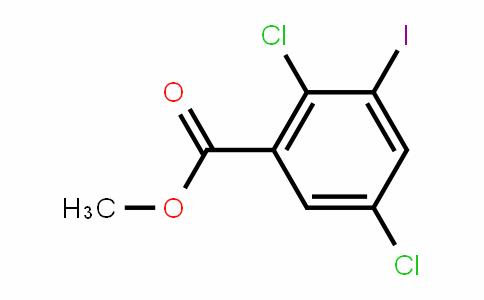 Methyl 2,5-dichloro-3-iodobenzoate