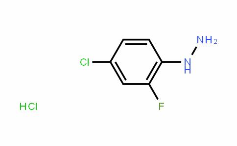 4-Chloro-2-fluorophenylhydrazine hydrochloride