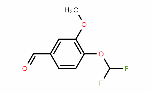3-Methoxy-4-(difluoromethoxy)benzaldehyde