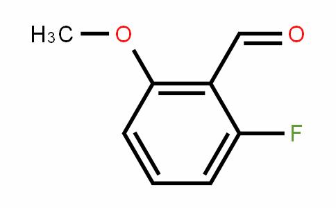 2-氟-6-甲氧基苯甲醛