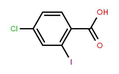 4-氯-2-碘苯甲酸