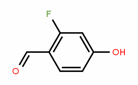 2-氟-4-羟基苯甲醛