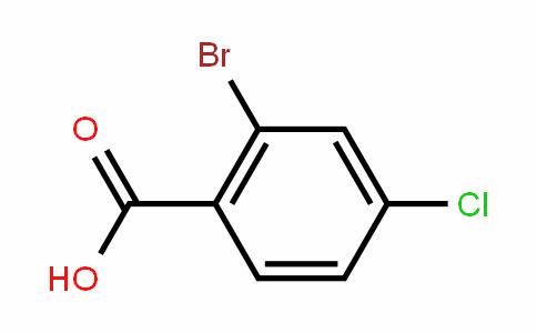 2-Bromo-4-chlorobenzoic acid