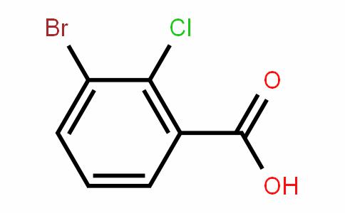 3-溴-2-氯苯甲酸