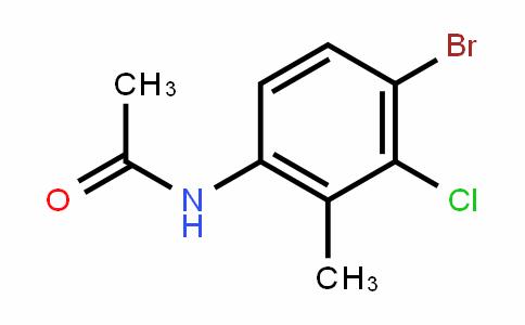 N-(4-溴-3-氯-2-甲基苯基)乙酰胺
