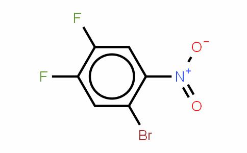 2-溴-4,5-二氟硝基苯