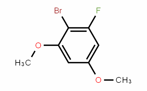 2-Bromo-3,5-dimethoxy-1-fluorobenzene