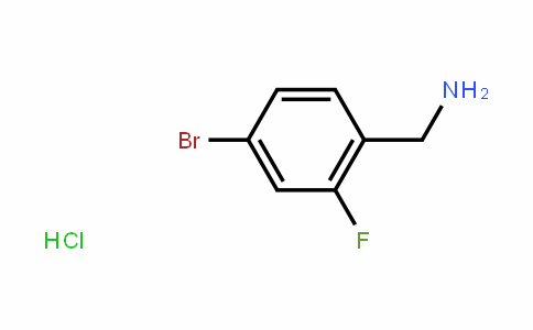 4-溴-2-氟苄胺盐酸盐