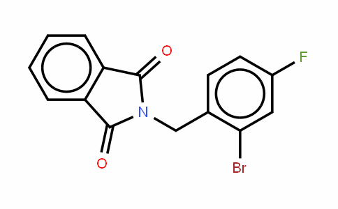 2-Bromo-4-fluorobenzylphthalimide