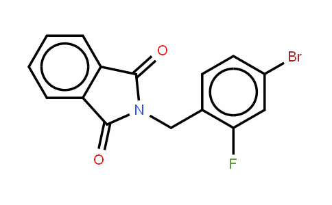 4-Bromo-2-fluorobenzylphthalimide