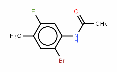 2-Bromo-5-fluoro-4-methylacetanilide