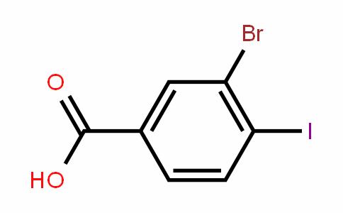 3-Bromo-4-iodobenzoic acid