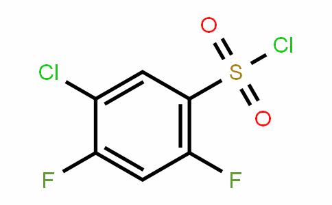 5-氯-2,4-二氟苯磺酰氯