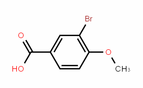 3-Bromo-4-methoxybenzoic acid